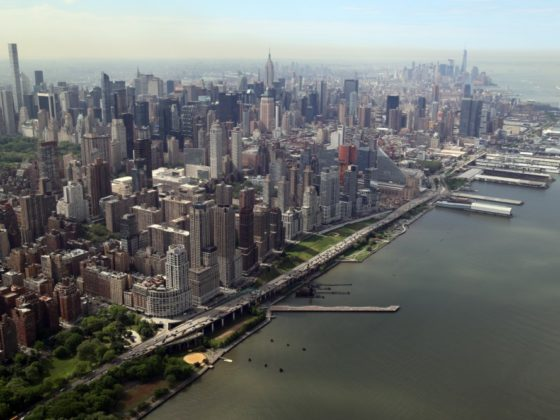 Eat and Check out the NYC Waterfront