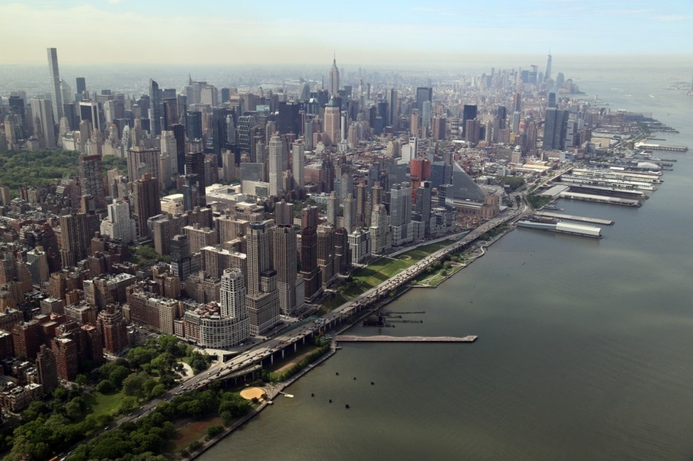 REBNY report shows sales volume and price increases