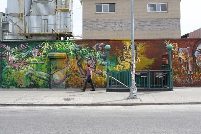 Up-and-Coming Neighborhoods