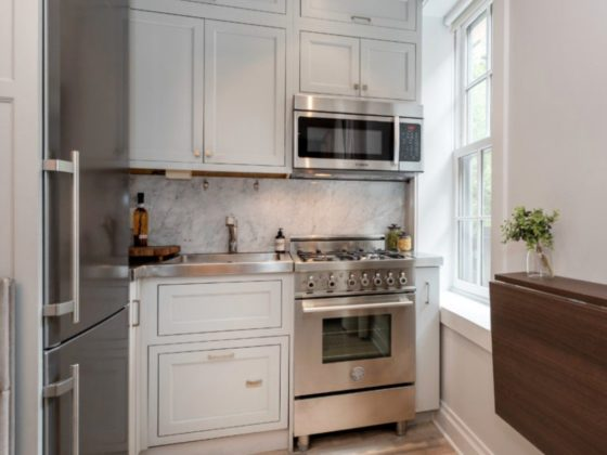 Improve a Small Kitchen in NYC