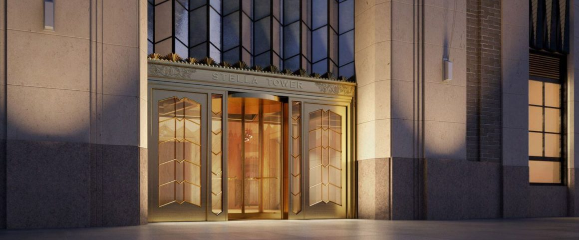 425 West 50th Street Entrance