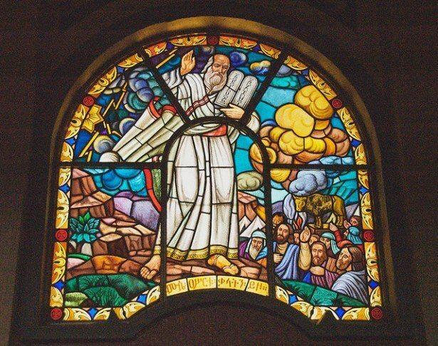 Moses Ten Commandments2