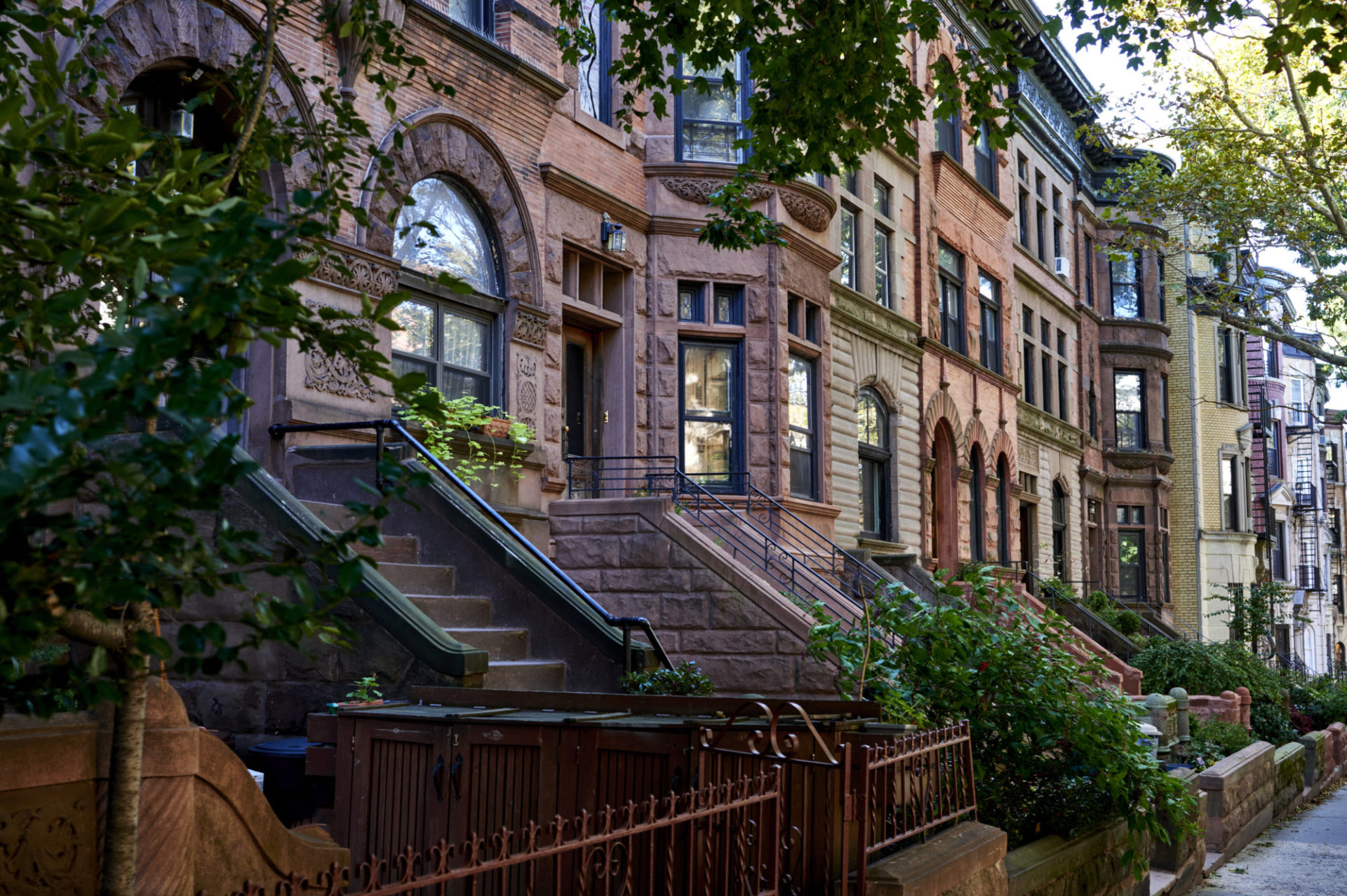 Brooklyn Townhouse Architecture