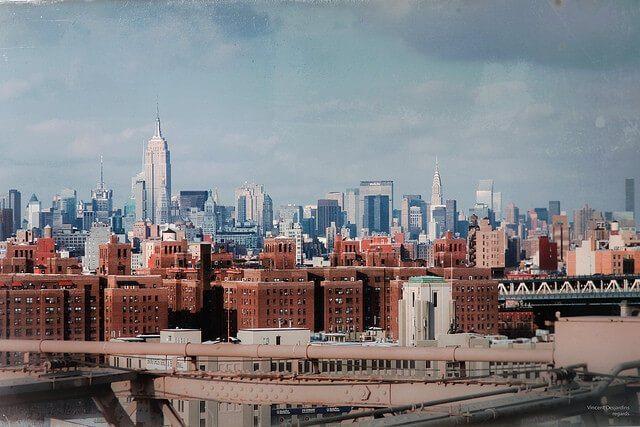 Manhattan Skyline Fix