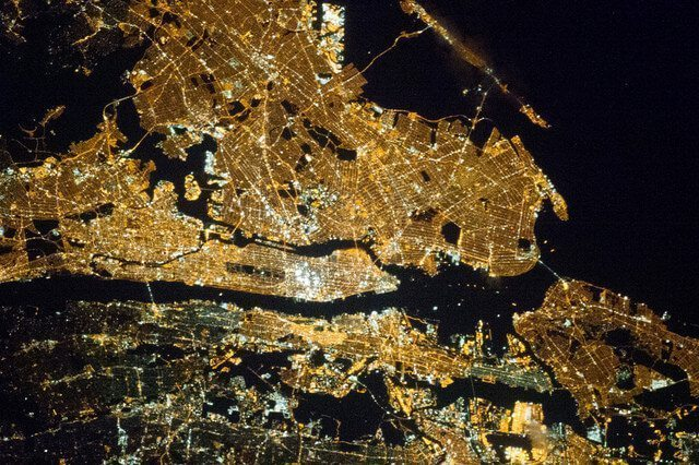 New York City Real Estate Arial Nasa1