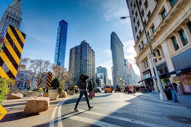 Neighborhood Walkability Affects Real Estate Values