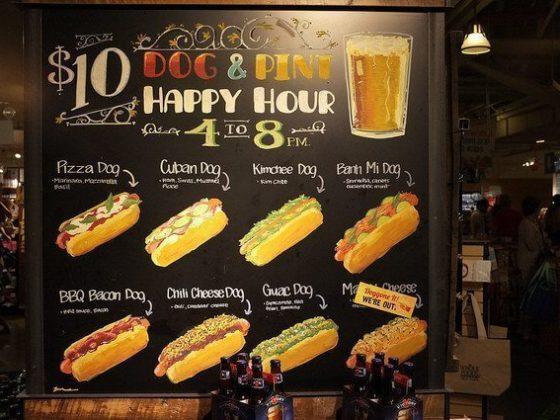 New York City Hot Dog