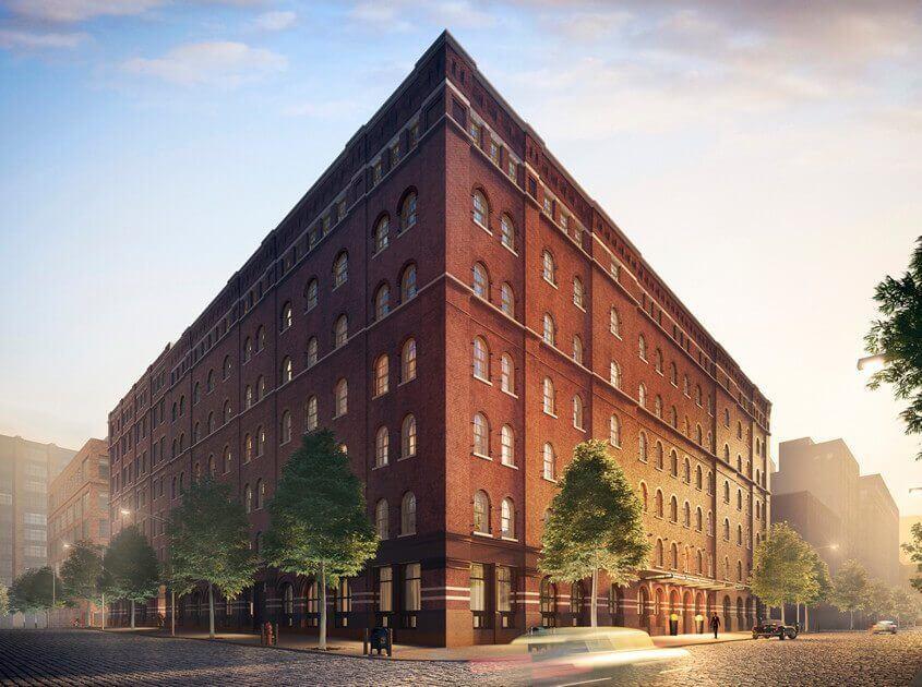 443 Greenwich Street Condominium