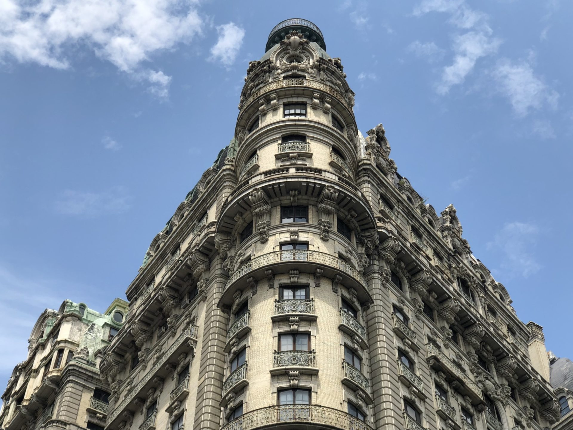 Famous Addresses on Film in New York City