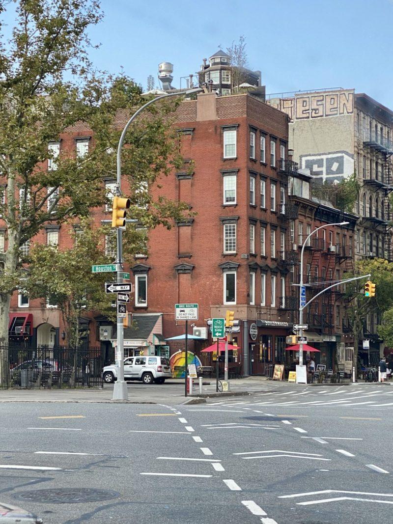 Living in Downtown Manhattan