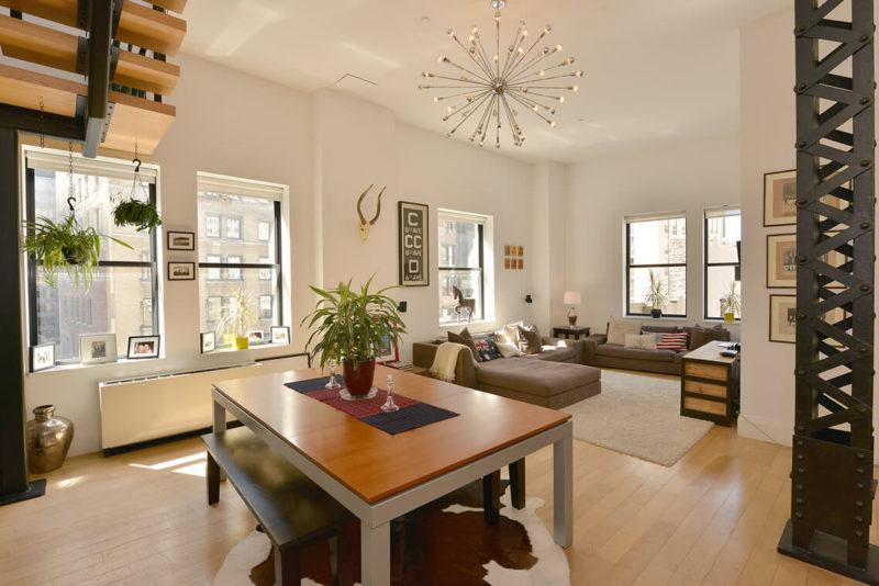 Nassau Street 71 Pha Dining Living Room