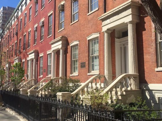 Greek Revival Townhouse