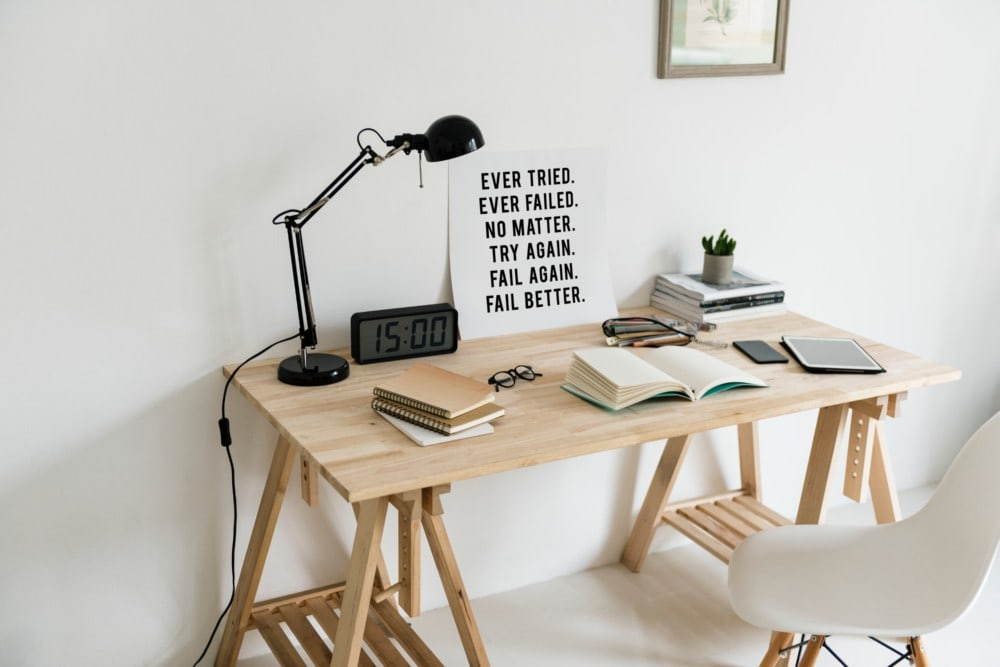 Practical Home Office Working Tips to Stay Disciplined