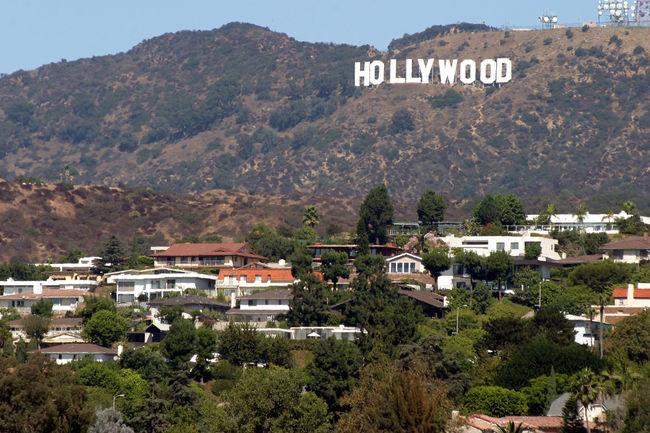 Los Angeles Homes Hollywood