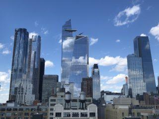 The Hudson Yards