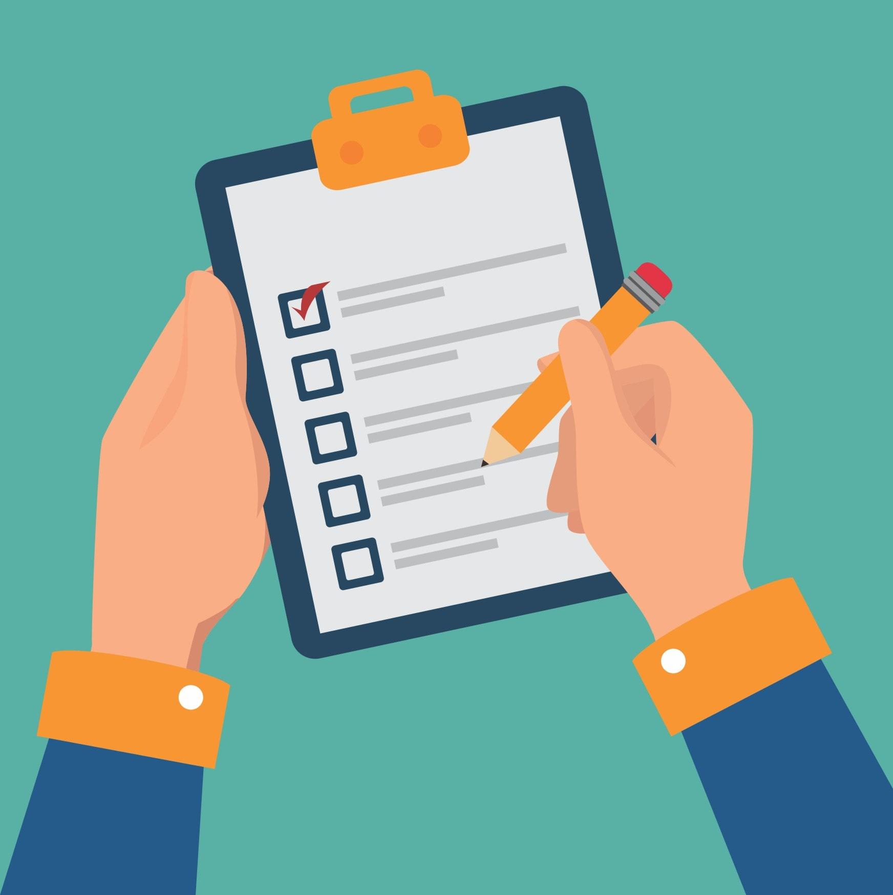 Final Walk-Through Checklist for Home Buyers