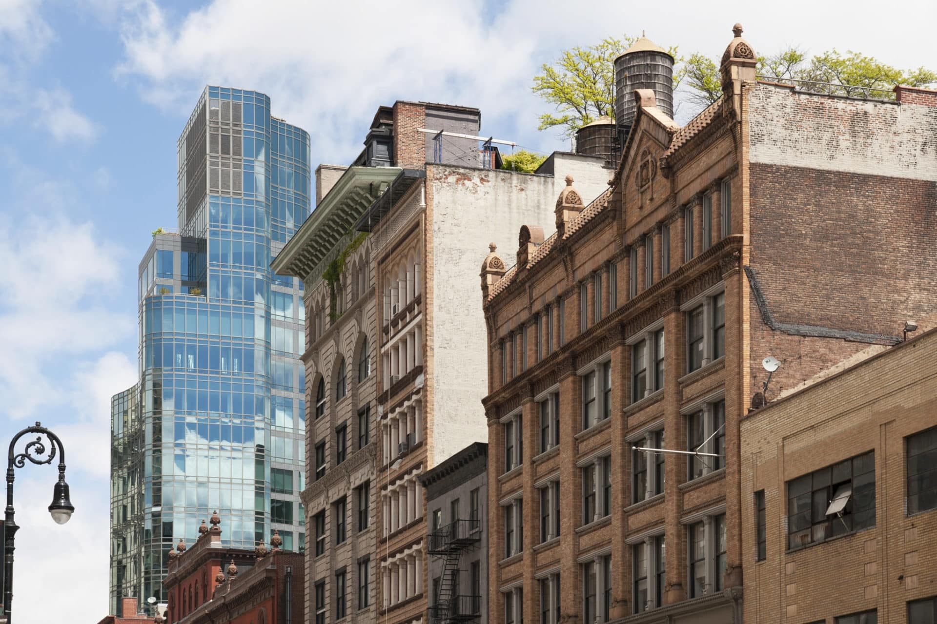 New Construction or Resale in New York City
