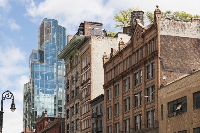 Old Vs New New York City Real Estate