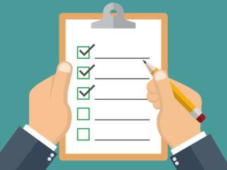 Renovation Checklist
