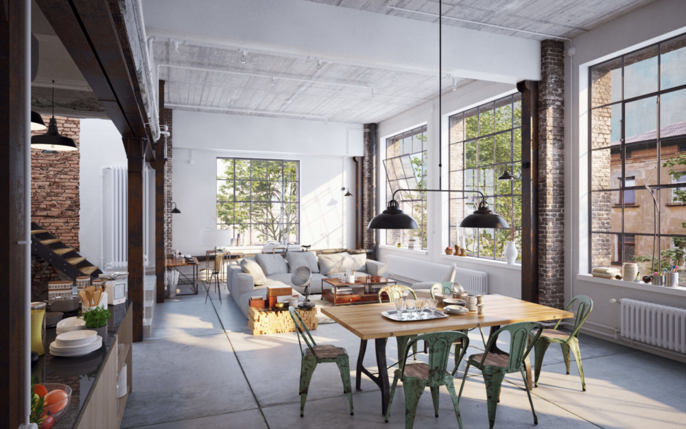 Buying a Loft in New York City
