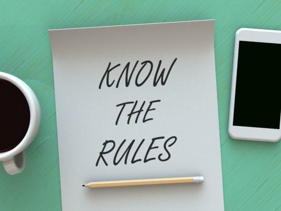 Coop Rules Regulations