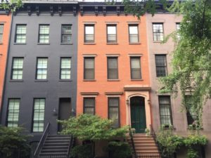Buying a Townhouse in New York City