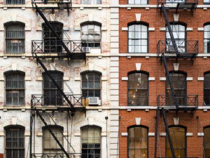 Living with Neighbors In New York City