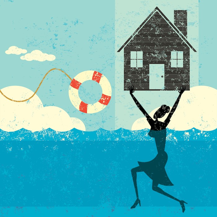 Facing Foreclosure: How to Avoid Being Foreclosed On