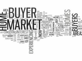 Buying in a Buyer's Market