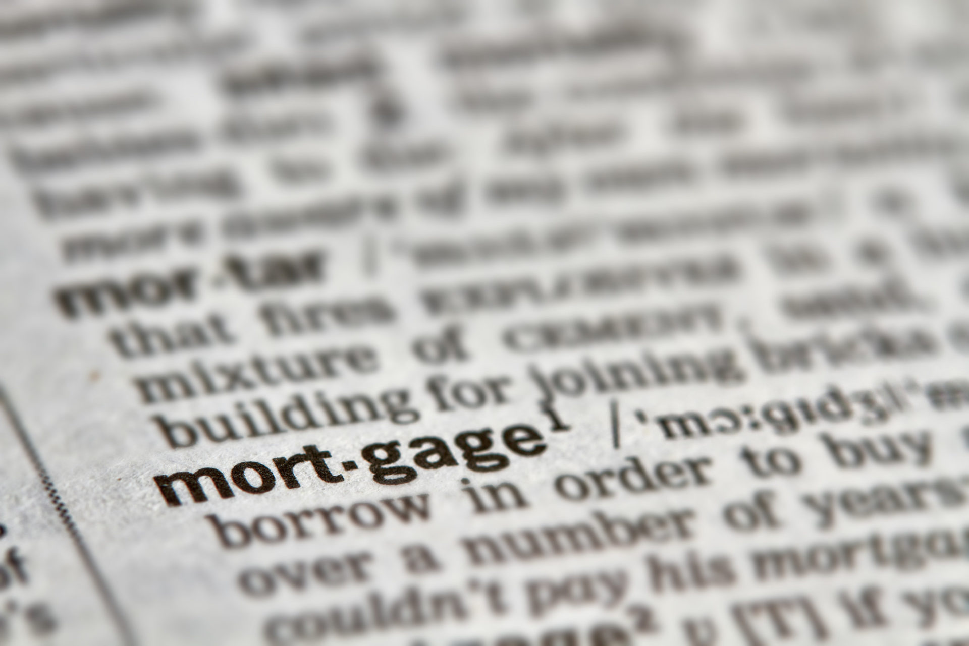 What is a Mortgage Note?