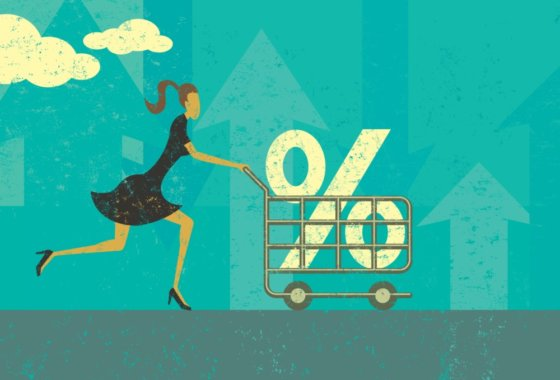 Mortgage Rates: What Goes Up Doesn't Always Come Down