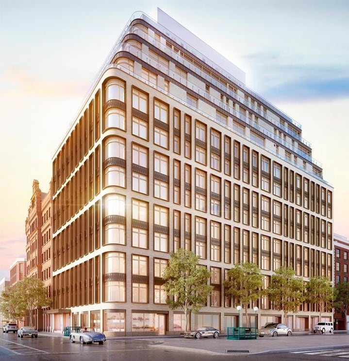 40 Bleecker Street by Broad Street Development