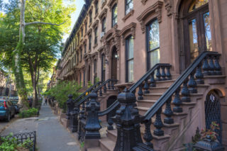 Brownstone History and How They Become Such a Classic