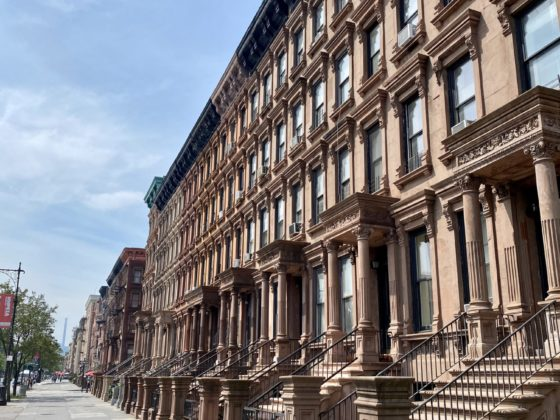 The History of Brownstones in New York City