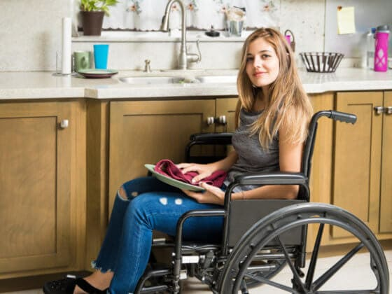 Disabled Home Buyer