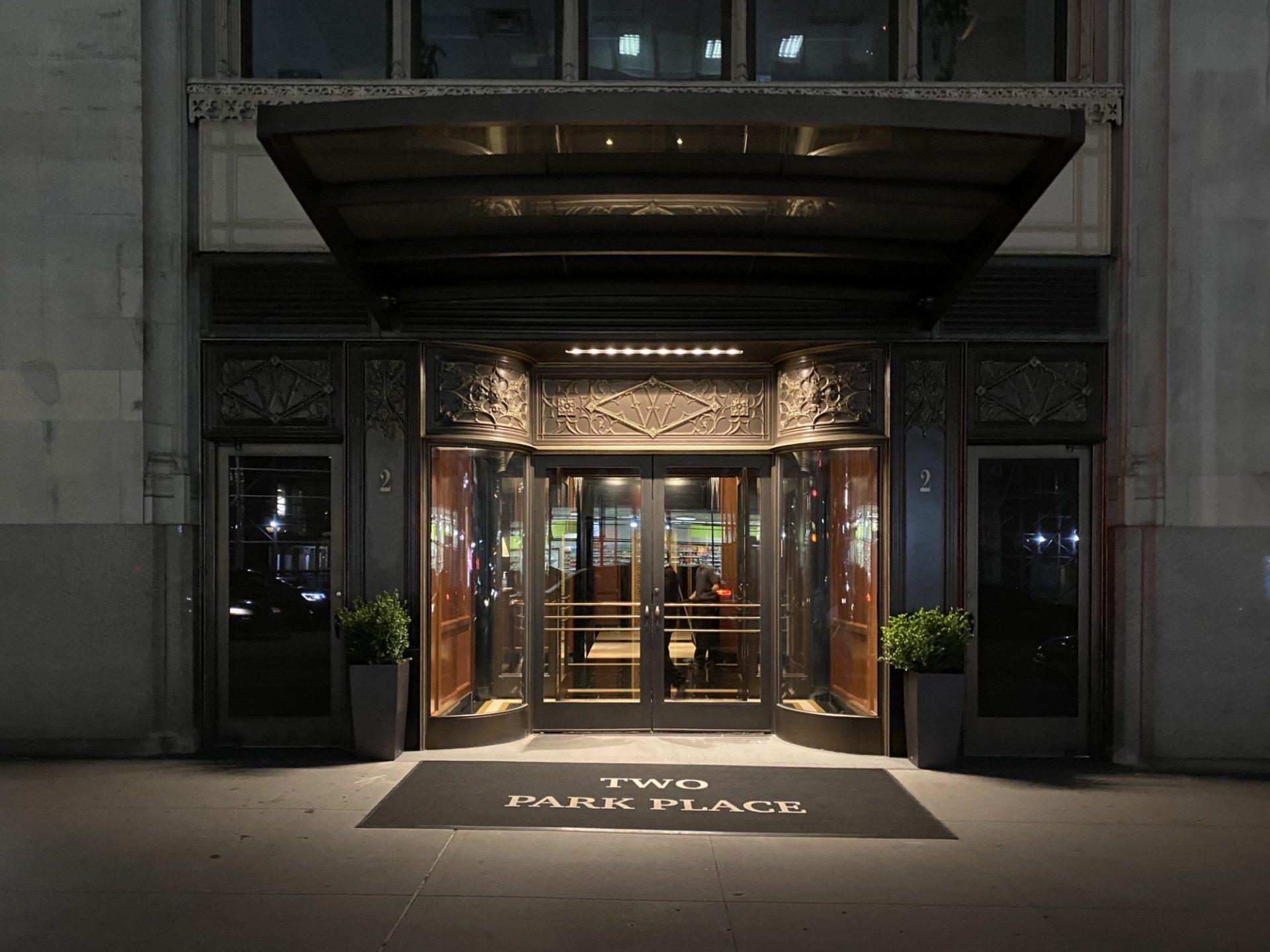 Doorman Building Expectations in New York City