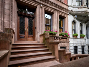 New York City Brownstone History