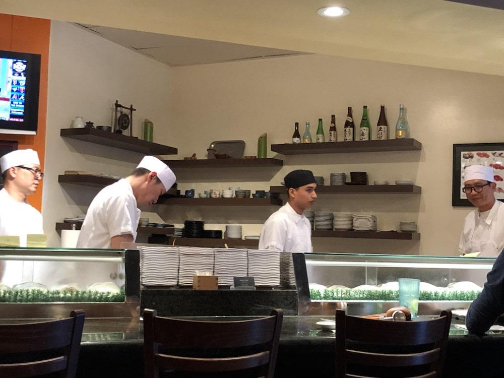 Sushi Park, Los Angeles