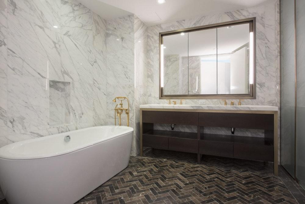 A bathroom you love