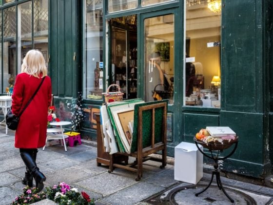 Best Thrift Stores in The City