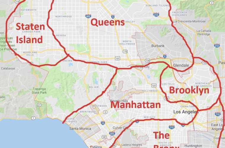 A Subjective LA vs NYC Comparison: New York City vs Los Angeles