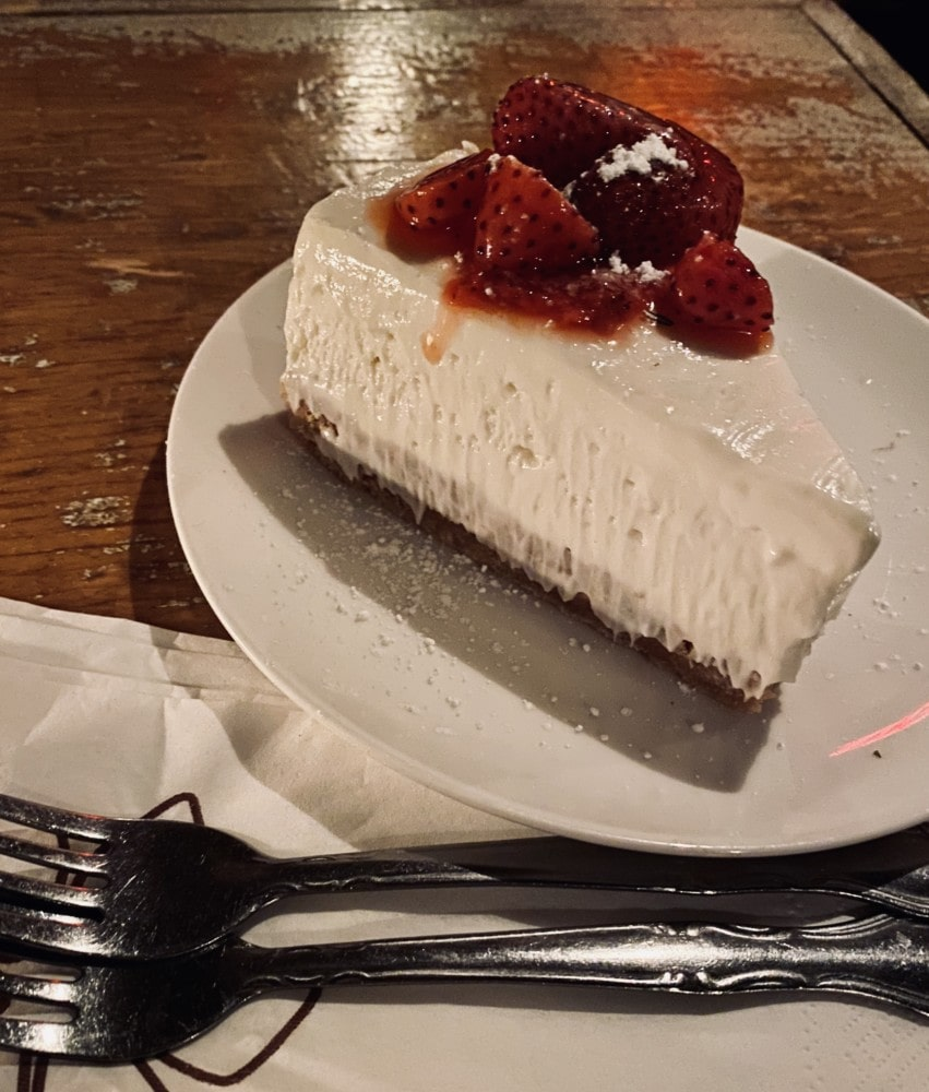 Best Cheesecake in New York City