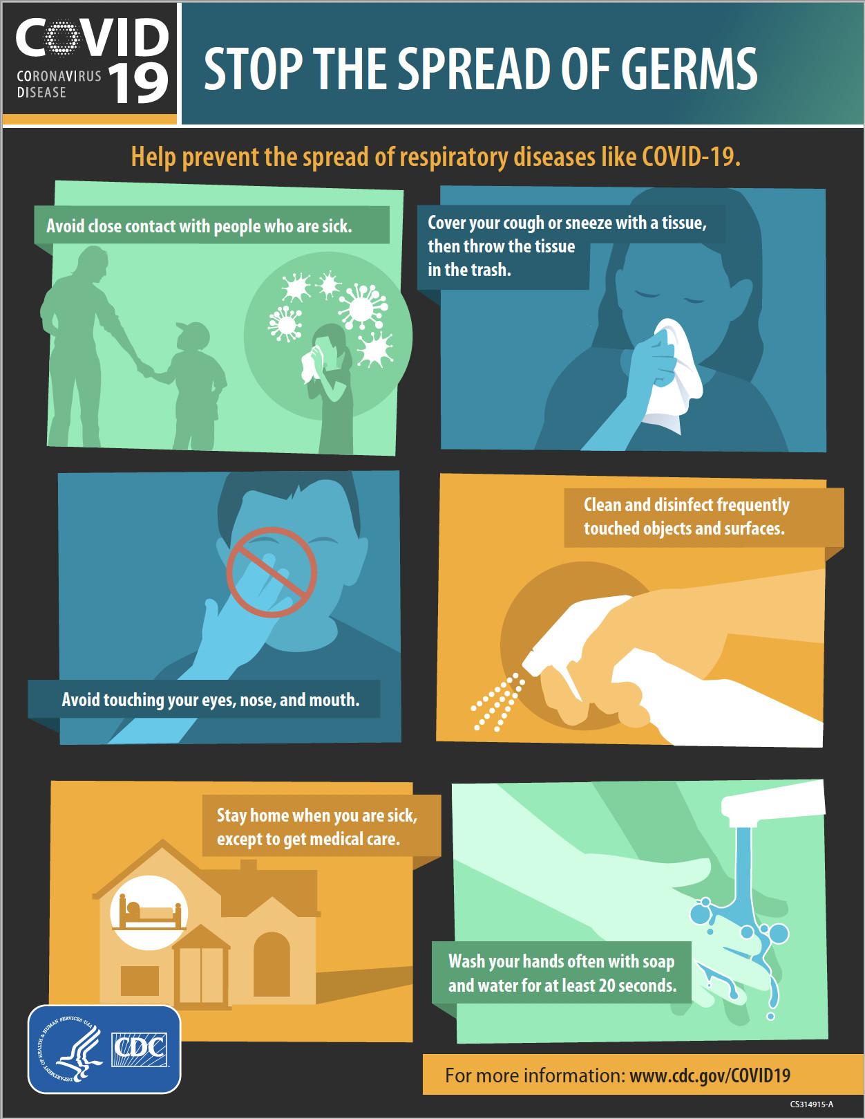 COVID 19 - Coronavirus Disease