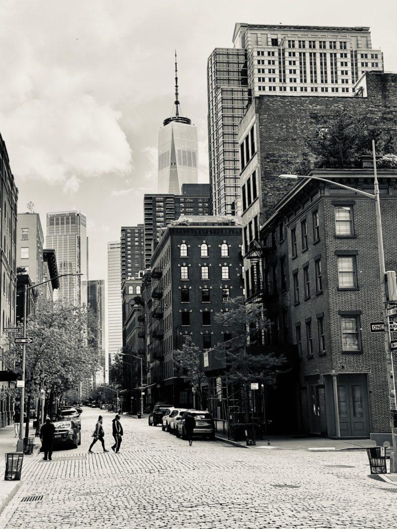 New York City by Gea Elika