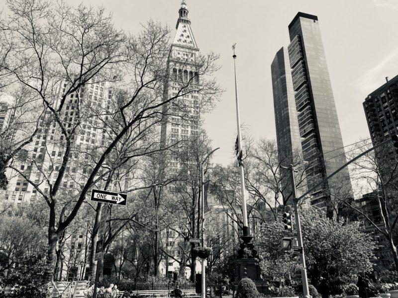 New York City Photo Covid-19 Pandemic