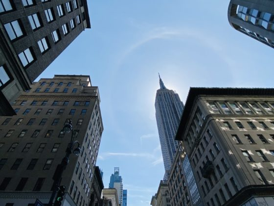 COVID-19 Pandemic Arrives in New York City: 90 PHOTOS