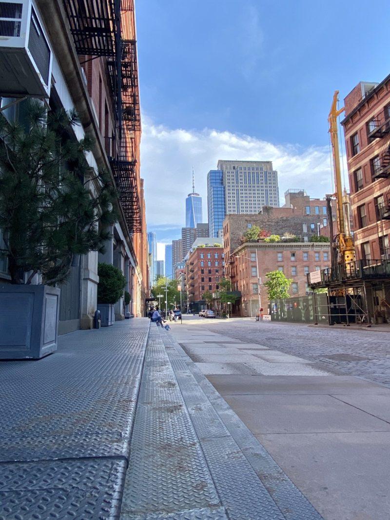 Greenwich Street, Tribeca, New York City