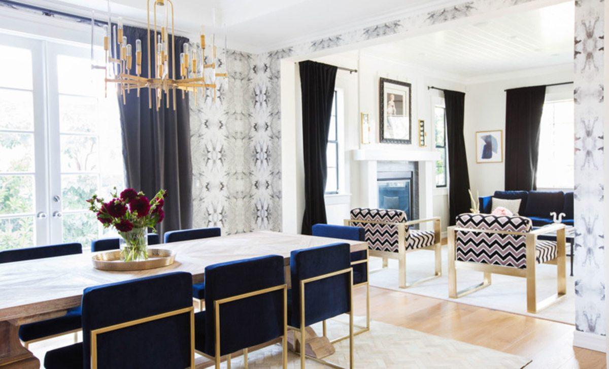 Hollywood Glamour Interior