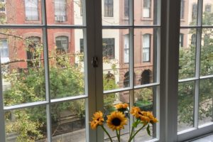 Buying an apartment in a small building vs. a big one