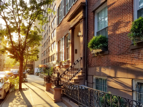 NYC's Most Popular Neighborhoods for Celebrities